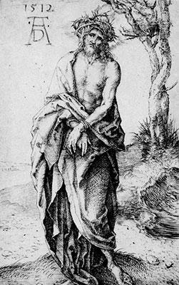 Сухая игла (резцовая гравюра)